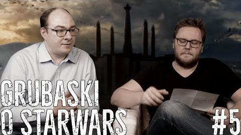 Jak ta Leia lata!? - Grubaski o STAR WARS 5 Sezon 4.