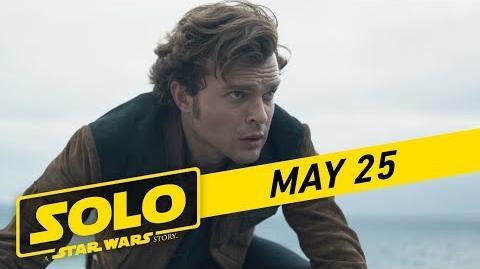 "Solo A Star Wars Story ""Risk"" TV Spot ( 45)"