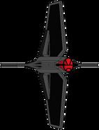 Golden Axe TIE Interceptor