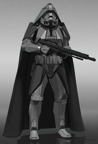 Żołnierz Imperatora