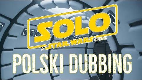 SOLO - Pierwszy trailer POLSKI DUBBING