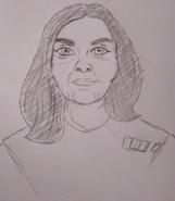 Yagna narysowana
