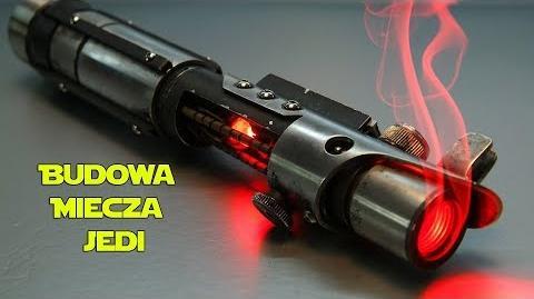 Star Wars Przegląd Uniwersum 1 - Budowa Miecza Świetlnego