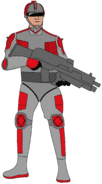 Legion a Golden Axe Trooper