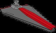 Golden Axe Assault Ship