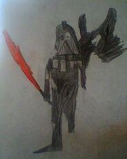 Darth Vader Filmik Fanart