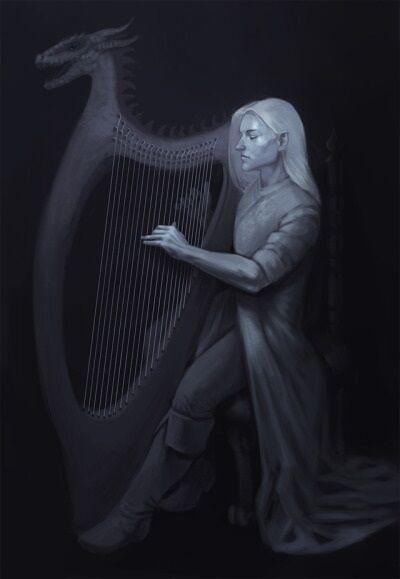 Rhaegar Targaryan's Harp.jpg