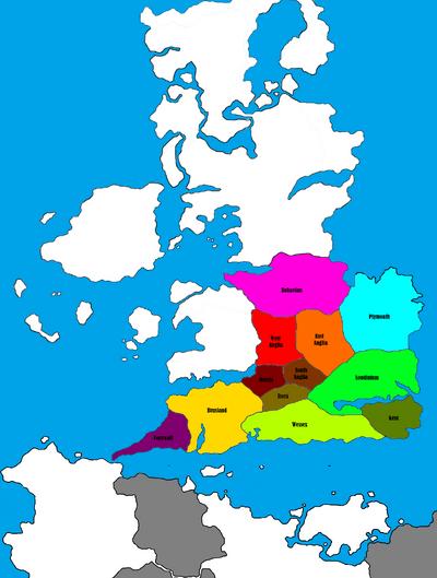 England - Internal Politics