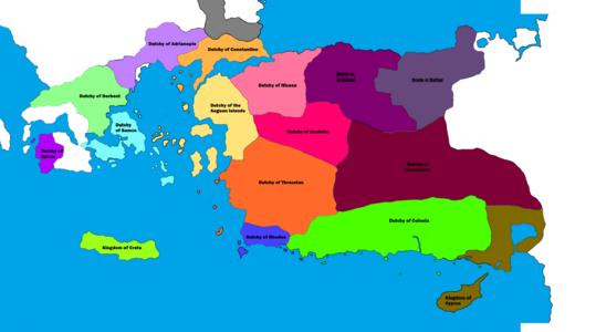 Byzantine Empire - Internal Politics - Post Nehekhara War