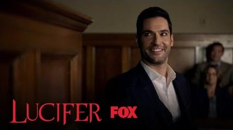 Lucifer Is Questioned In Court Season 2 Ep