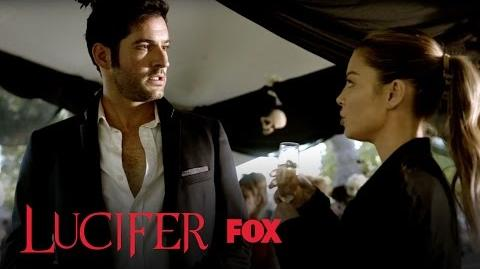 Lucifer Shows Up To A Crime Scene Drunk Season 2 Ep