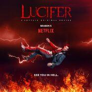 Poster Lucifer Season 5