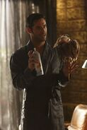 203 promo Lucifer whipped cream duster