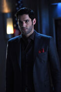 Lucifer Morningstar ( Tom Ellis)