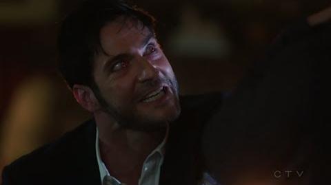 Lucifer's Red Eyes comeback, again - Lucifer S03E20