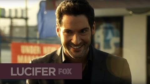 """LUCIFER Up In Smoke from """"Lucifer, Stay"""