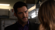 Lucifer realizes Michael manipulated Chloe's doubts