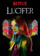 S4 poster Chloe stained glass