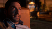 Lucifer's impostor reveals himself as his twin brother, Michael