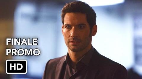 """Lucifer 1x13 Promo """"Take Me Back To Hell"""" (HD) Season Finale"""