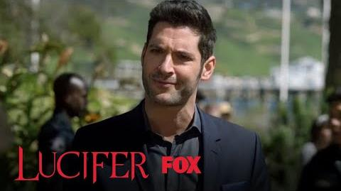Lucifer Juggles Silicone Breast Implants Season 3 Ep