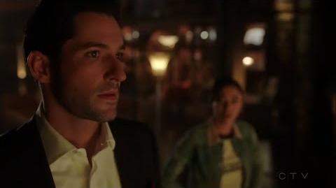 Lucifer S03E24 HD Lucifer Talks with Ella, Dan Talks with a Criminal