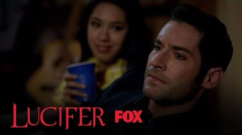 Lucifer Asks A Group Of College Girls For Advice On Love Season 2 Ep