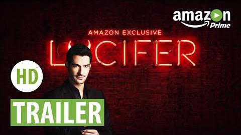 Lucifer Staffel 1 - Deutscher Trailer