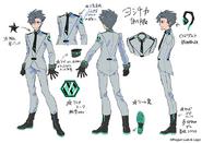 Yoshichika (Design)
