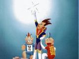 Tottemo! Luckyman(Manga)-Volume 2(Jap)