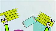S1 E3 broken slide rule
