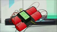 S1 E4 highly unstable explosive