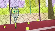 S1 E1 Friday the tennis racket