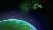 S1 E4 outside Earth