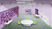 S1 E28 teachers' room