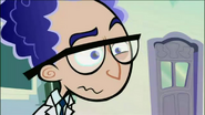 S1 E3 Mr. Fractal not liking what he's seeing