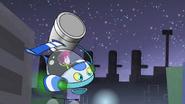 S1 E5 Friday the worm whacker-spaceship