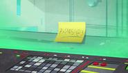 S1 E13 Brains' password