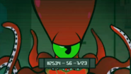 S1 E5 red mutant octopus