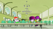 S1 E18 at the cafeteria