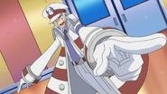 Subway Boss Emmet anime