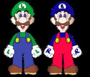 Luigi And Rūījī