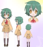 Yukina colsettei edit