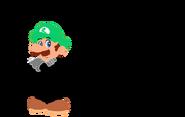 Luigi (Mario Style Classic)fncfh