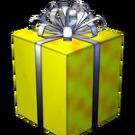 The golden gift of golden times