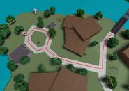 Safari Shopping District Map