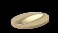 Round and Flat Gift