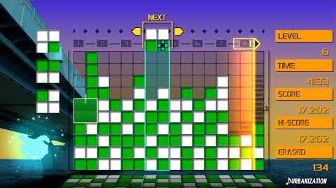 LUMINES_REMASTERED_(PS4_Pro,_1080p_60fps)_-_The_first_10_minutes_of_gameplay