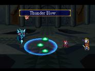 Thunder Blow Eternal Blue