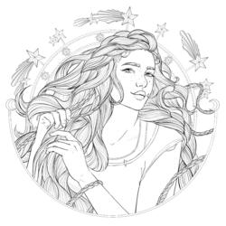 Coloring book character profile Cress.png